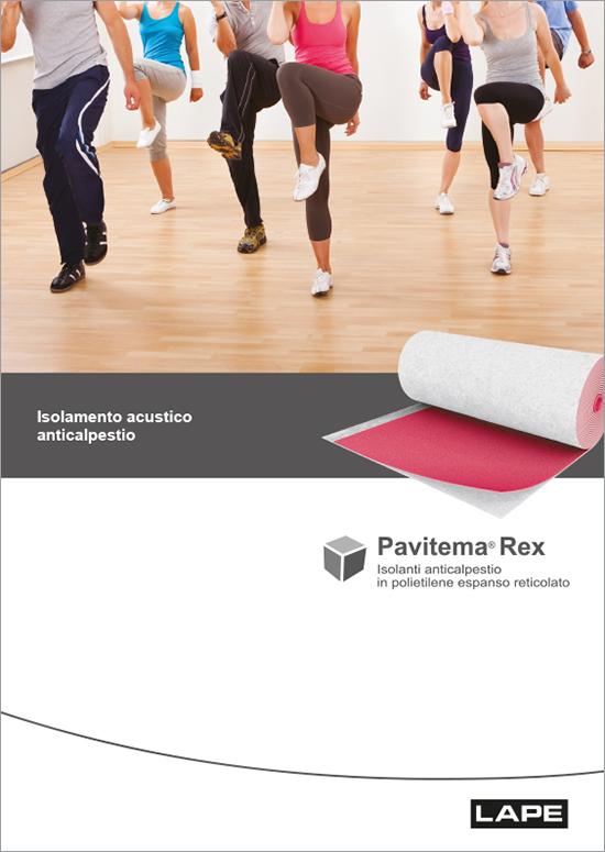 Brochure Pavitema Rex