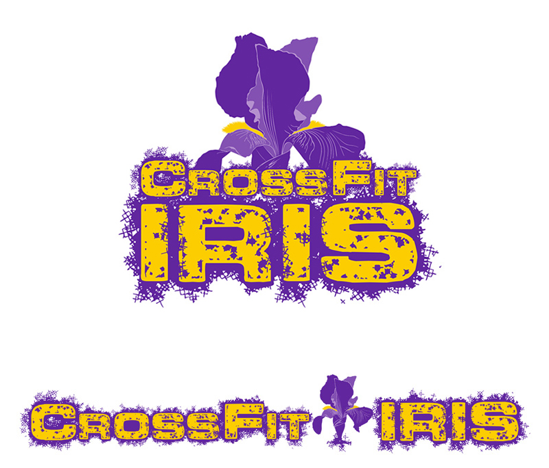 CrossFit IRIS logo
