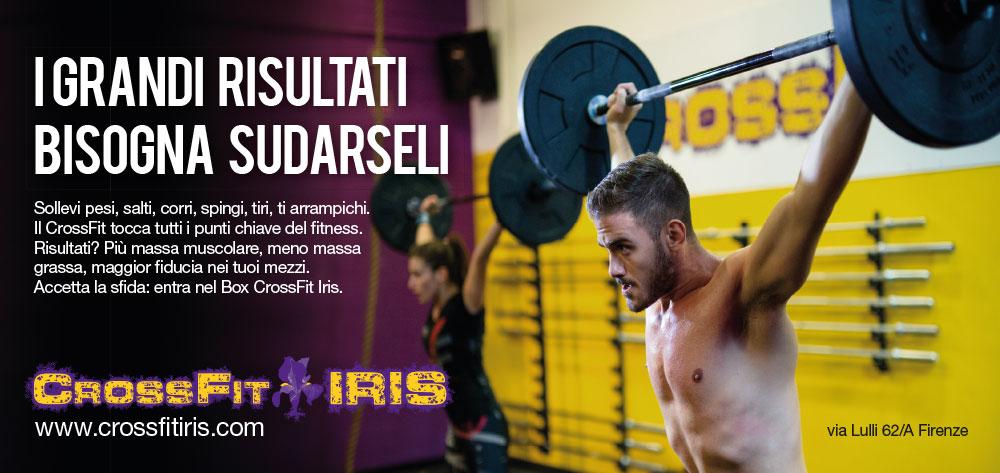 CrossFit Iris Campagna Salvaconnome