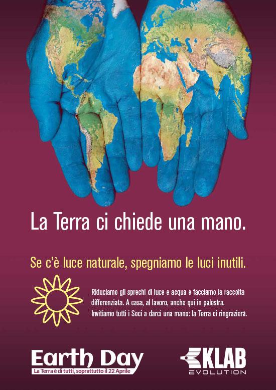 Klab Evolution Giornata della Terra