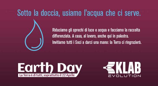 Giornata della Terra Klab Evolution Salvaconnome