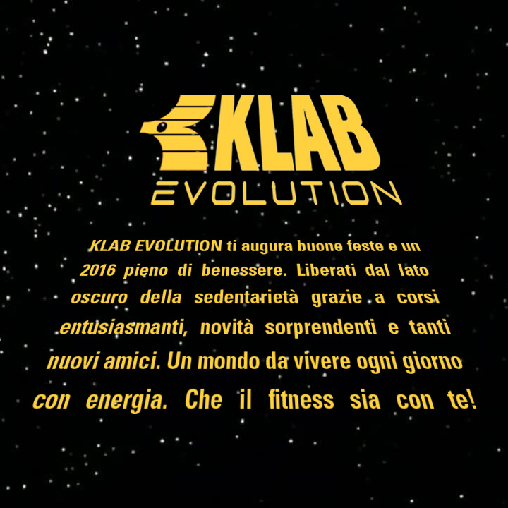 Klab Evolution Star Wars Salvaconnome