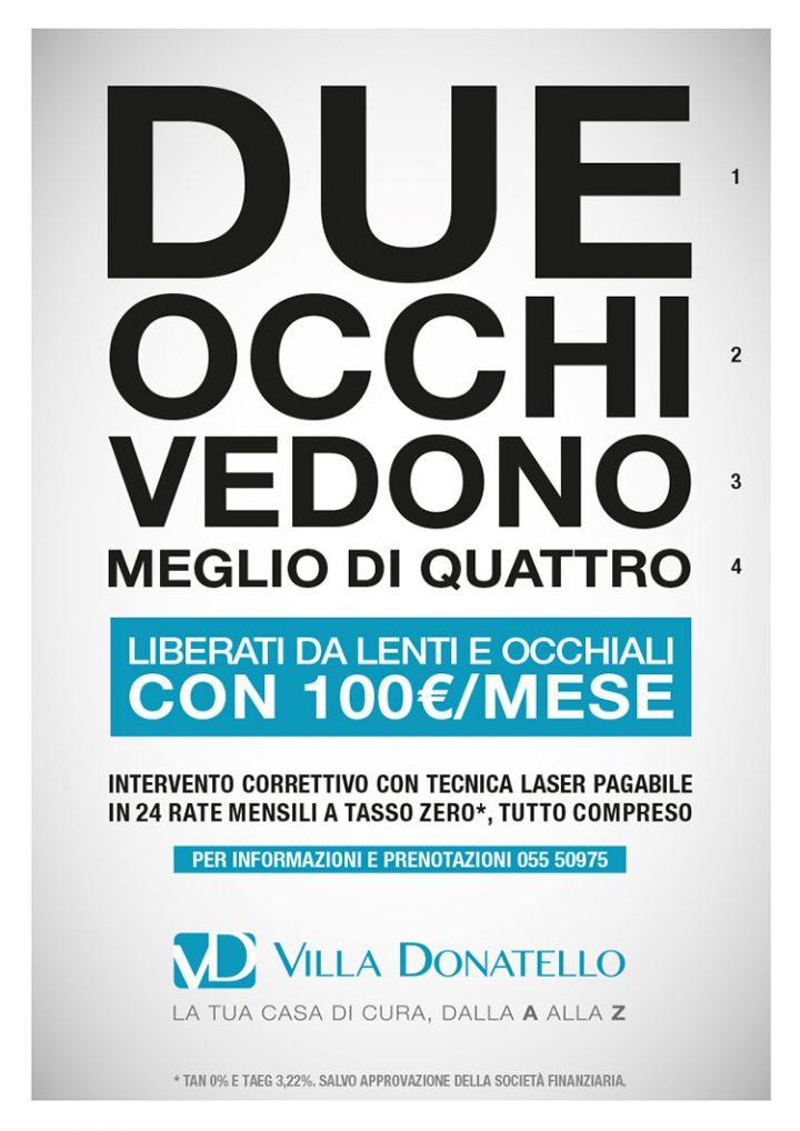 Villa Donatello Oculistica
